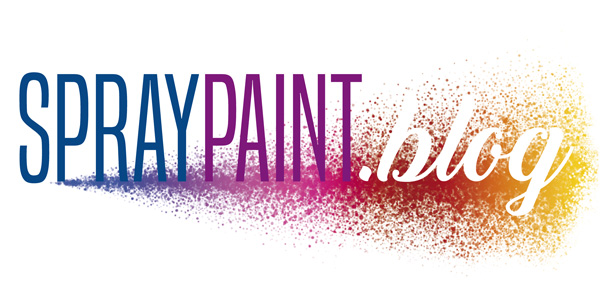 spraypaint blog