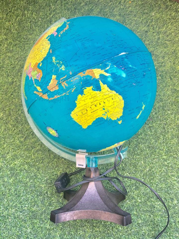 Step-by-step-to-convert-an-old-world-ball-in-light-point