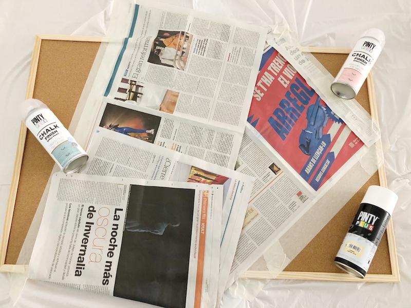 3-pintyplus-chalk-paint-spray-newspapers